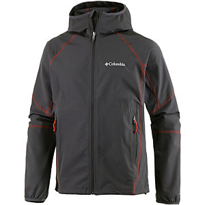 Columbia Sweet As Softshelljacke Herren grau