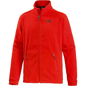 The North Face Gandria Fleecejacke Herren rot