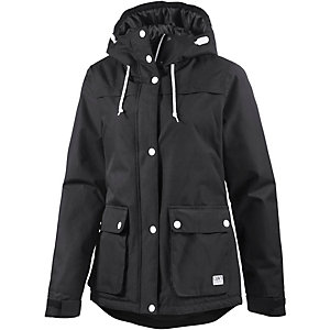 Colour Wear Ida Snowboardjacke Damen schwarz
