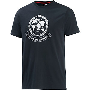 HELLY HANSEN Printshirt Herren navy