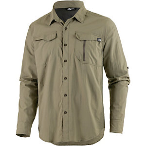The North Face Sequoia Outdoorhemd Herren beige