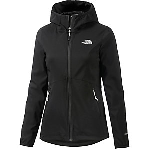 The North Face Nimble Softshelljacke Damen schwarz