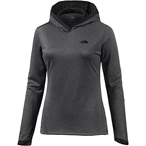 The North Face Riactor Hoodie Damen anthrazit