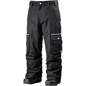 Colour Wear Snowboardhose Herren schwarz