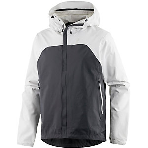 Peak Performance Swift Funktionsjacke Herren grau/weiß