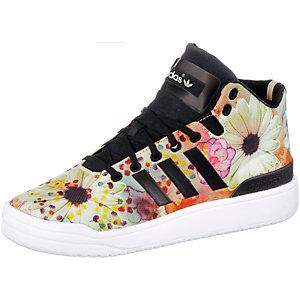 adidas Veritas W Sneaker Damen schwarz/bunt