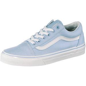 Vans Old Skool Sneaker Damen blau