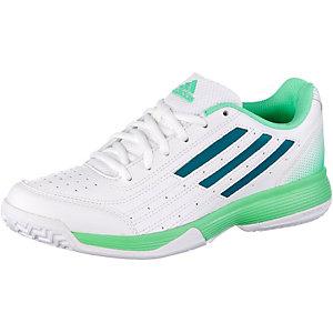 adidas Sonic Attack w Tennisschuhe Damen weiß/grün