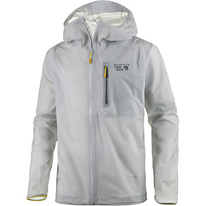 Mountain Hardwear Supercharger Funktionsjacke Herren grau