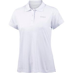 ICEPEAK Kassidy Poloshirt Damen weiß