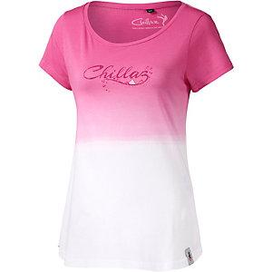 Chillaz Ötztal Klettershirt Damen pink