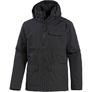 HELLY HANSEN Highlands Funktionsjacke Herren schwarz