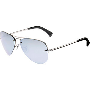 RAY-BAN 0RB3449 003/30 59 Sonnenbrille silber