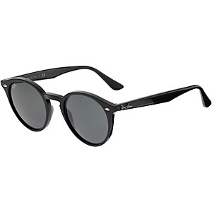 RAY-BAN 0RB2180 601/71 49 Sonnenbrille schwarz