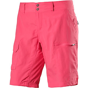 Columbia Silver Ridge Funktionsshorts Damen pink