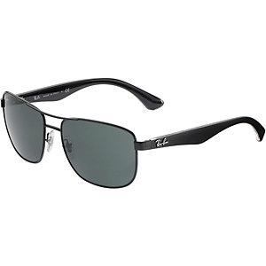 RAY-BAN 0RB3533 002/71 57 Sonnenbrille schwarz