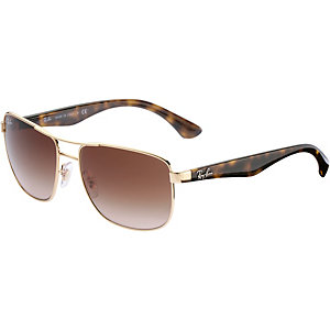 RAY-BAN 0RB3533 001/13 57 Sonnenbrille gold