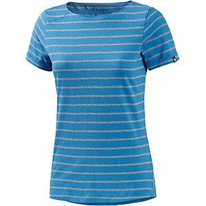 Mammut Ceredo T-Shirt Damen blau/weiß