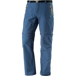 Columbia Titan Peak Zipphose Herren dunkelblau