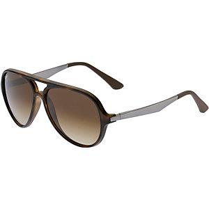 RAY-BAN 0RB4235 894/85 57 Sonnenbrille dunkelbraun