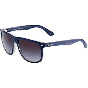 RAY-BAN 0RB4147 61328G 56 Sonnenbrille schwarz