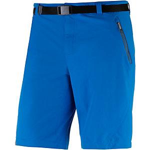 Columbia Titan Peak Funktionsshorts Herren blau