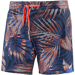 Bench Frequency Boardshorts Herren blau/allover