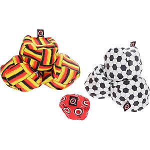 CrossBoule Soccer Ballpaket bunt