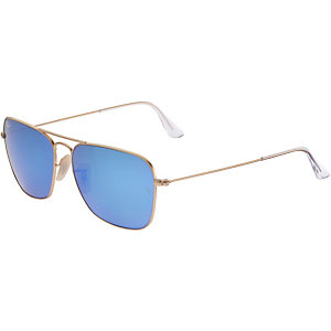 RAY-BAN Caravan 0RB3136 112/17 58 Sonnenbrille gold
