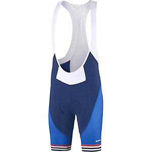 Ziener Clue Speed Biketights Herren blau