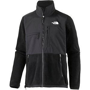 The North Face Denali II Fleecejacke Herren schwarz
