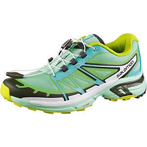 Salomon Wings Pro 2 Mountain Running Schuhe Damen mint