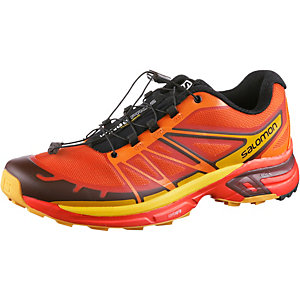 Salomon Wings Pro 2 Multifunktionsschuhe Herren orange/schwarz
