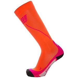 CEP Run Socks 2.0 Kompressionsstrümpfe Damen orange / pink