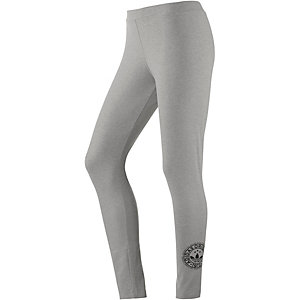 adidas Leggings Damen graumelange
