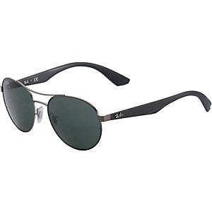 RAY-BAN 0RB3536 029/71 55 Sonnenbrille silber/ grau