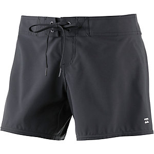 Billabong Sol Searcher Badeshorts Damen schwarz