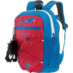 Mammut First Zip 8 Wanderrucksack Kinder blau/rot