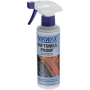 Nikwax Softshell Proof Spray Imprägnierung -