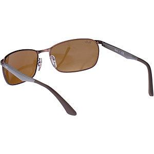 RAY-BAN 0RB3534 012 62 Sonnenbrille dunkelbraun