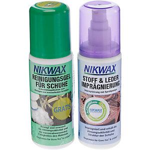 Nikwax F Clean.Gel/F&L Imprägnierung -