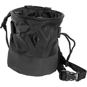Black Diamond Mojo Zip Chalkbag schwarz/grau