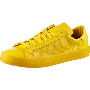 adidas Court Vantage Sneaker gelb