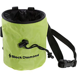 Black Diamond Mojo Chalkbag grün