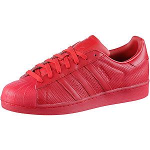 adidas Superstar Sneaker rot