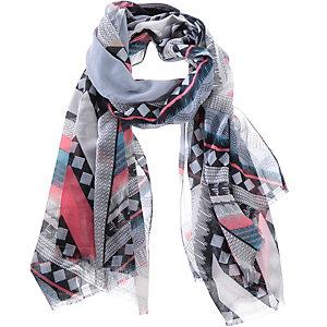 Ichi Schal Damen bunt