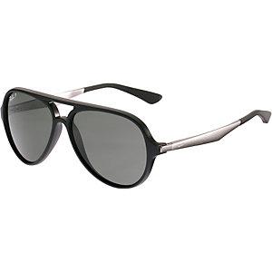 RAY-BAN 0RB4235 601S58 57 Sonnenbrille schwarz