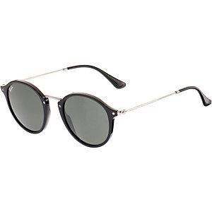 RAY-BAN 0RB2447 901 49 Sonnenbrille schwarz
