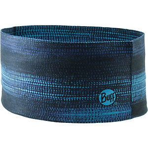 BUFF UV Headband Stroke Stirnband blau