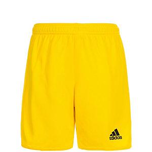 adidas Parma 16 Fußballshorts Kinder gelb / schwarz